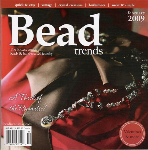 Julia Bristow Bead Trends Magazine