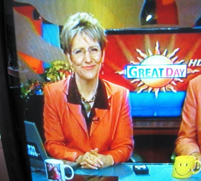 Julia Bristow jewelry on Great Day news